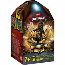Ninjago - Spinjitsu Burst Cole