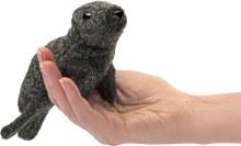 Marionnette à doigt - Phoque