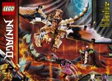 Le dragon de combat de Wu