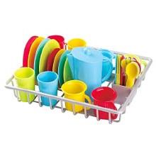 Egouttoir et vaisselle 30mcx