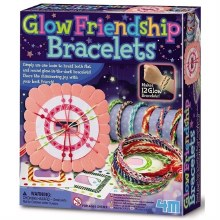 Bracelets d'amitiés Lumineux