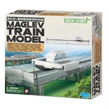 Modèle à collée - Train Maglev
