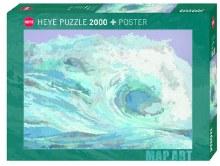 Casse-tête 2000 mcx - Map Wave