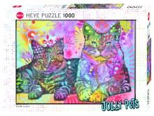 Casse-tête 1000 mcx - Jolly pets