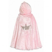 Cape rose de princesse (pâle) - medium