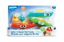 Glissades pour baignoir