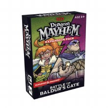 Dungeon Mayhem - Expension pack