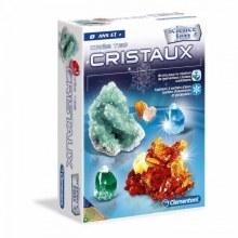 Crée des cristaux