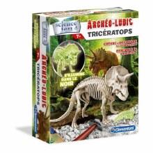 Archéo-Ludic Tricératops