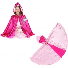 Cape de princesse réversible - medium