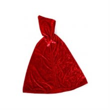 Cape du petit chaperon rouge - medium