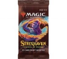 Mtg - Strixhaven School - Draft Booster Pack