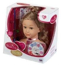 Princesse Coralie - Tête à coiffer