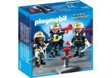 Unité de pompiers
