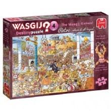 Casse-tête 1000 mcx - Les jeux Wasgij