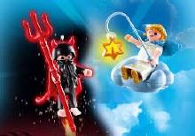 Figurine Special Plus - Ange et diable