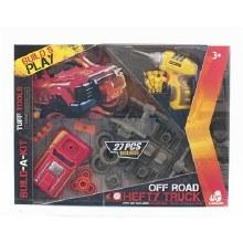 Tuff Tools - Construis ton camion off-road