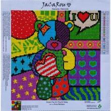 Jacarou Diamants - Ouson Pop Art
