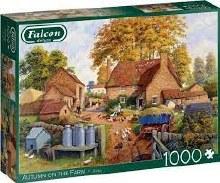 Casse-tête 1000 mcx - Autumn on the Farm