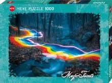 Casse-tête 1000 mcx - Rainbow Road