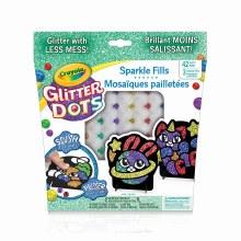 Glitter Dots - Mosaiques Pailletées