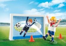 Malette transportable de Joueur de soccer