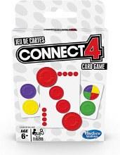 Connect 4 - Jeu de carte