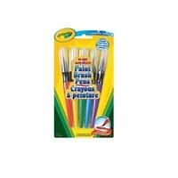 5 Crayons à peinture lavables