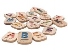 Alphabet A-Z en braille