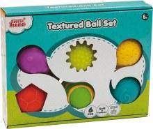 Balles texturées
