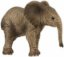 Éléphanteau Africain