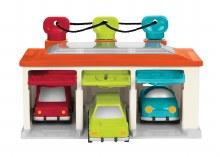 Garage préscolaire