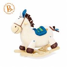 Banjo le cheval berçant