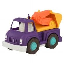 Camion pelle excavatrice