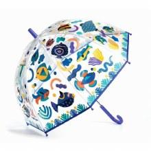 Parapluie change de couleur - Poissons