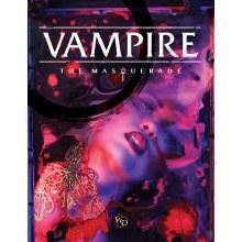 Vampire The Masquerade Core (5ème éd.)
