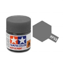 Peinture Tamiya - XF-53 Neutral Grey