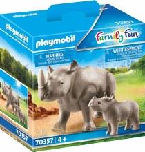 Rhinoceros et Petit