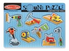Casse-tête Sonore - Les outils
