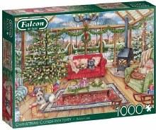 Casse-tête 1000 mcx - Christmas Conservatory