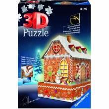 Casse-tête 3D - La Maison de Noël
