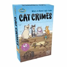 Cat Crimes (Ang.)