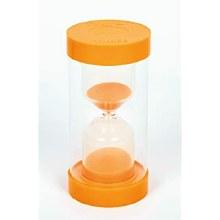 Sablier 10 minutes orange