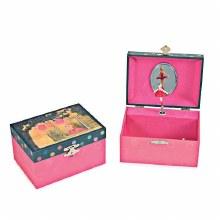 Boîte de bijoux -  Lampions Casse-Noisette