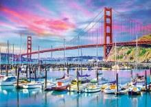 Casse-tête 2000 mcx - Pont du Golden Gate