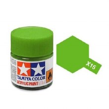 Peinture Tamiya - XF-15 Light Green