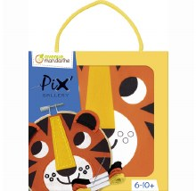 Pix Gallery - Tambourin Tigre