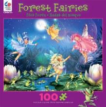 Casse-tête, 100 mcx - Forêst Fairies
