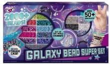 Perles alphabet 2000+ Galaxie