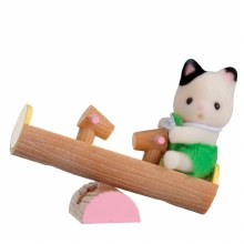 Calico Critters - Mini Valisette Chat